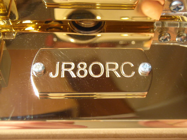 Callsign engraving